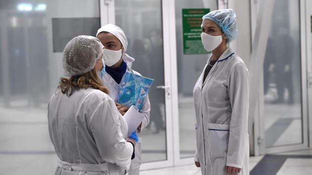 Обсерваторы для пациентов с легким течением COVID откроют в Москве