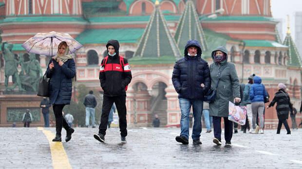 """Жителей Москвы предупредили о предстоящей """"погодной лихорадке"""""""