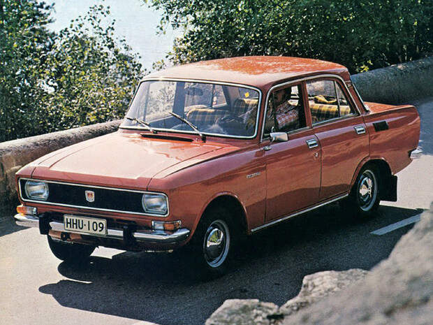 Фото №3 - Пять советских автомобилей, которые могли выглядеть иначе