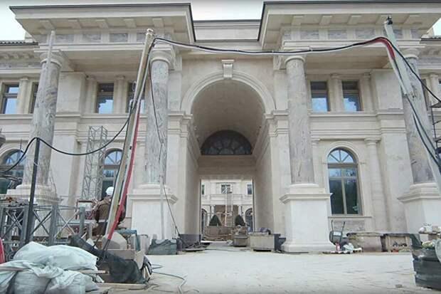 Не дворец Путина, а тюрьма для Навального