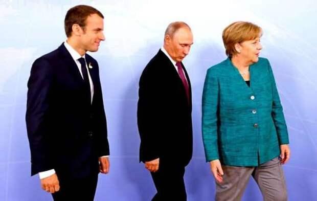 «Нормандский саммит»: с Россией никто договариваться не собирается