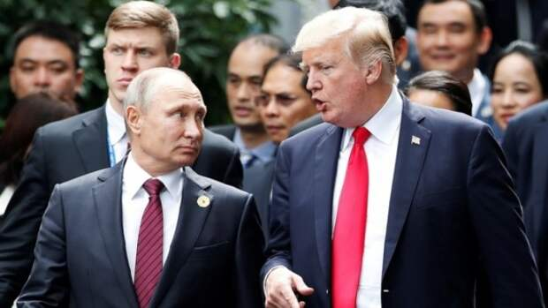 Кто боится встречи Путина и Трампа?