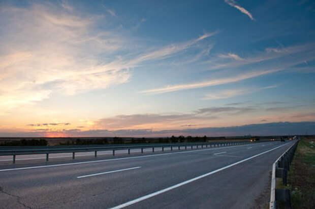С ветерком: на еще одном участке трассы «Дон» увеличили максимальную скорость