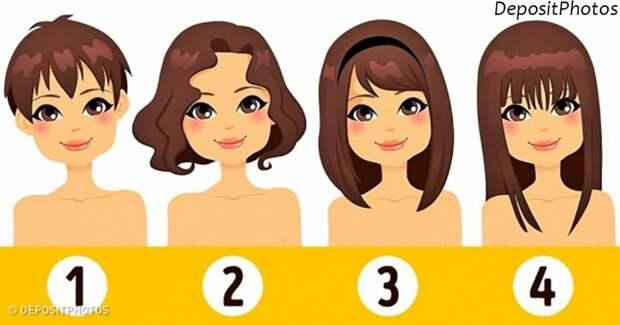 Длина волос женщины расскажет кое-что интересное о ее характере