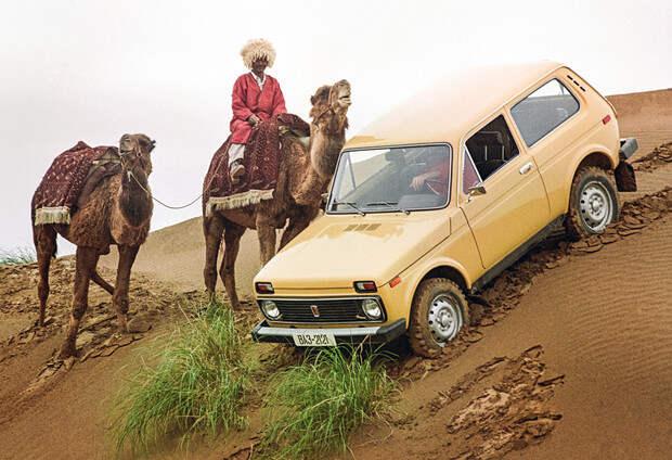 Фото №16 - Пять советских автомобилей, которые могли выглядеть иначе