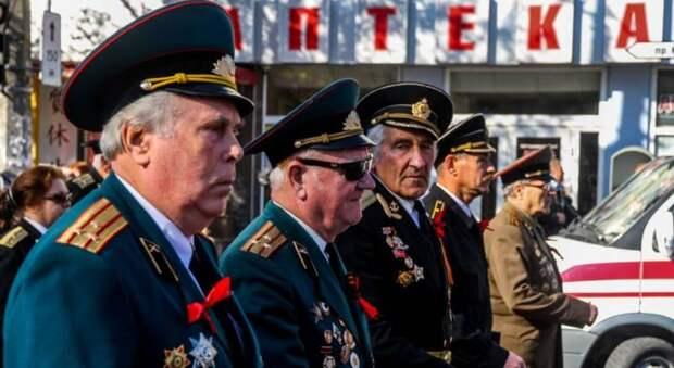 Увеличат ли пенсии военным пенсионерам в следующем году