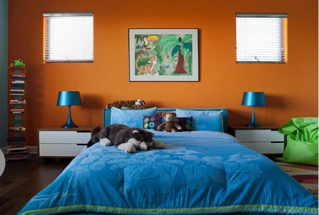 Интерьер спальни от Lizette Marie Interior Design