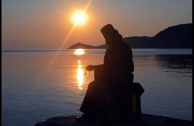 Монах Леонтий и его тайный подвиг