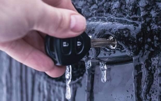 В холодную погоду с открыванием машины могут возникнуть проблемы. /Фото: img5.lalafo.com