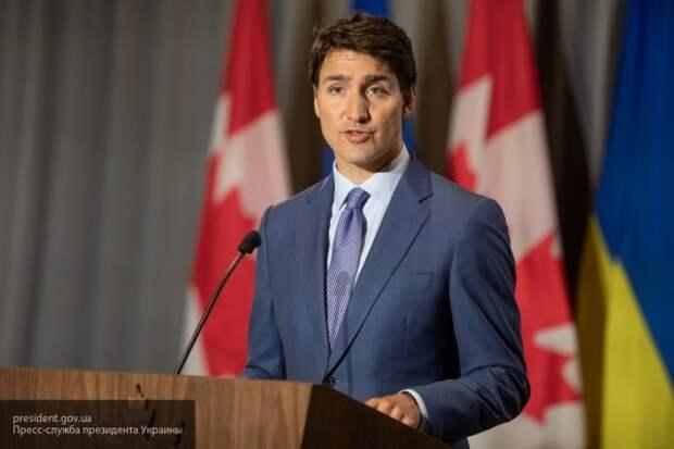 Трюдо готовит Канаду к возможным беспорядкам в США после выборов