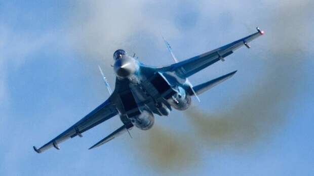 В Sohu рассказали, как маневр Су-27 над Балтикой привел США в ярость