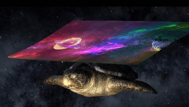 Теперь Научно Доказано, Что Вселенная Плоская