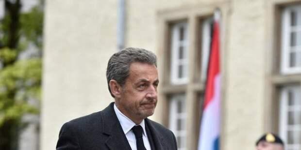 Саркози получил срок