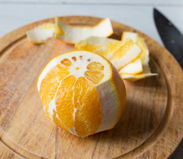 Ароматный и нежный апельсиновый чизкейк