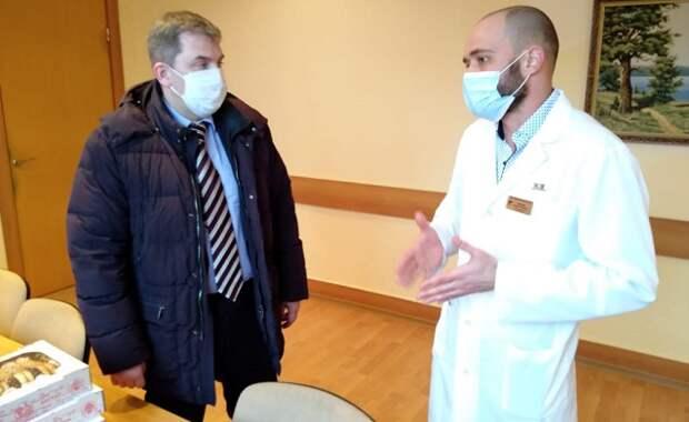 Дмитрий Ламейкин провел рабочий день в Красноармейском районе Краснодарского края