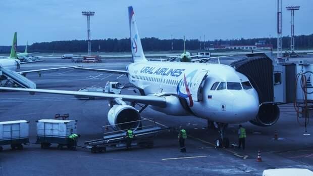 Летевший изКрыма самолет экстренно сел вРостове