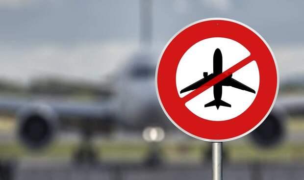 Белоруссия отказывается принимать самолеты с Украины