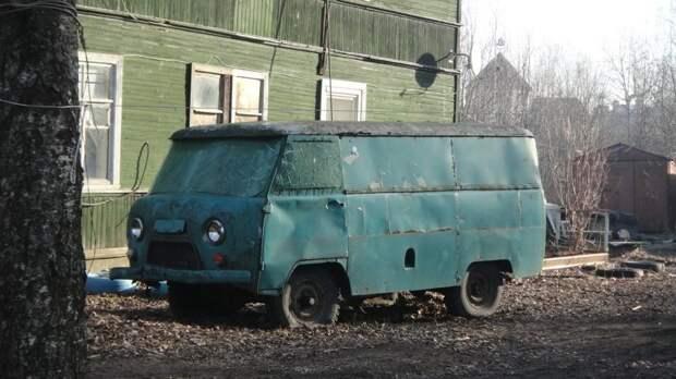 УАЗ-452 «Буханка» и его след в российской действительности и мировой культуре авто, автомобили, буханка, город, уаз, улица, эстетика