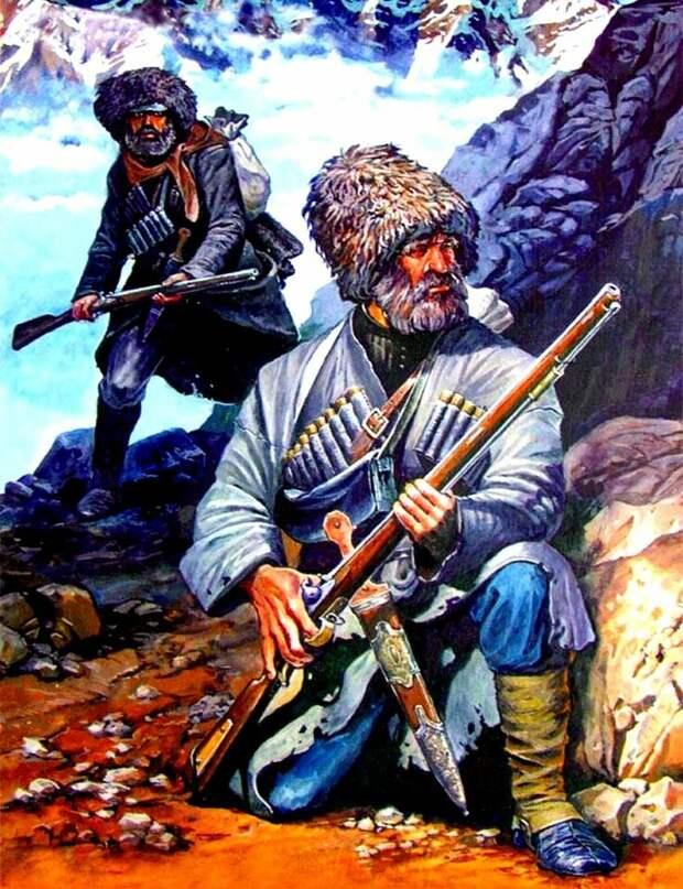 """""""Последний абрек Кавказа"""": почему советские силовики боялись подойти к его трупу"""