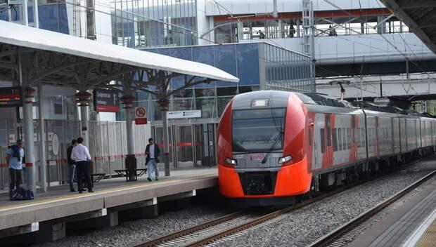 22 пересадки на станции метро, МЦК и железной дороги организуют на МЦД‑2