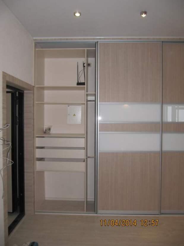 Кухня, гардеробная, ванная