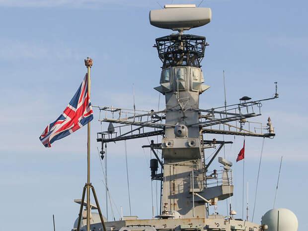 СМИ: Британия отправляет боевые корабли блокировать российский флот в Черном море
