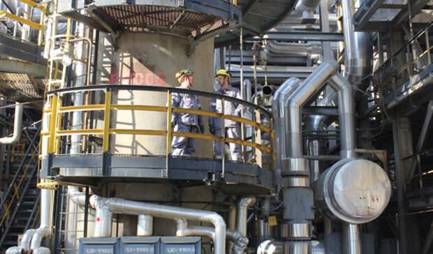 Гидроочистку дизтоплива катализатором собственного производства начала «Роснефть»