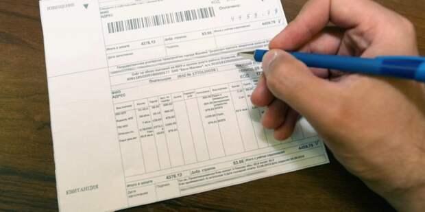 Сумма долга за «коммуналку» в Алтуфьеве в марте выросла на шесть миллионов рублей
