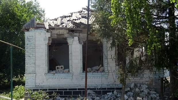 В ДНР заявили об обстреле со стороны Украины юга республики