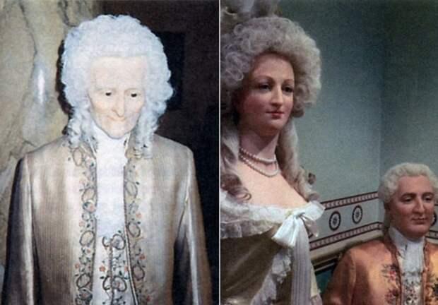 История мадам Тюссо: от посмертных масок казненных до всемирно известного музея