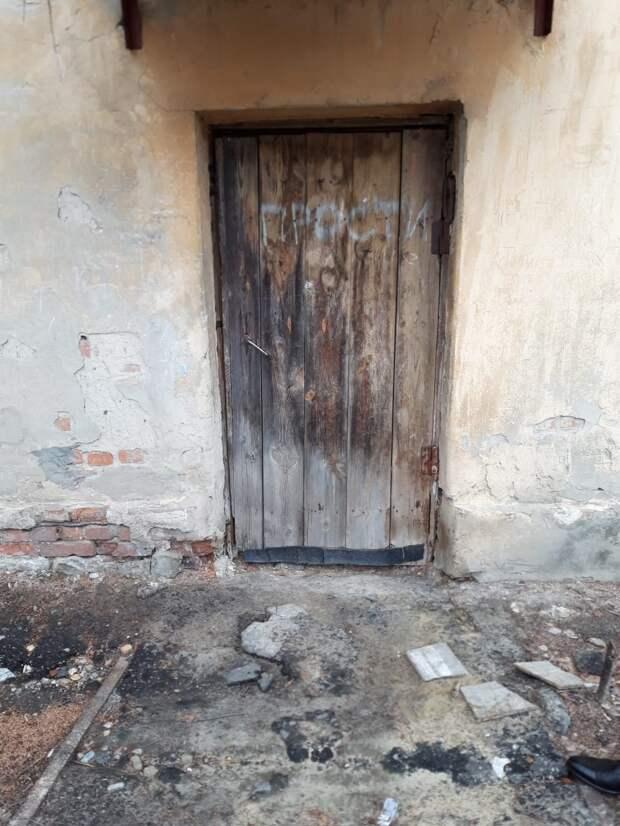 Тамбовские общественники добиваются ремонта ветхого дома на Советской