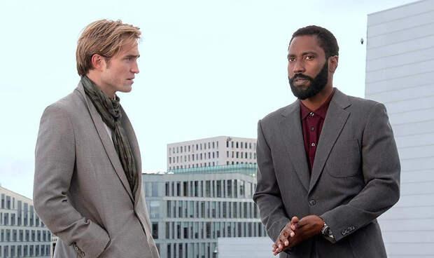 Время идет вспять в первом трейлере нового фильма Кристофера Нолана