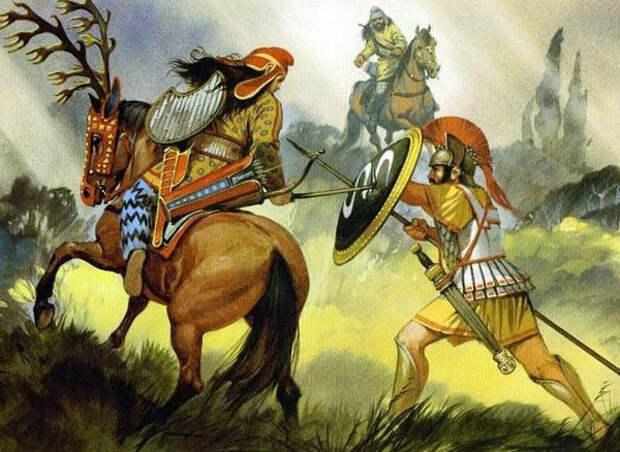 А.М. Ременников. Борьба племён Северного Причерноморья с Римом в III веке. Главы 4,5.