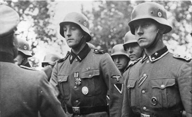 В каких легионах СС воевали жители СССР