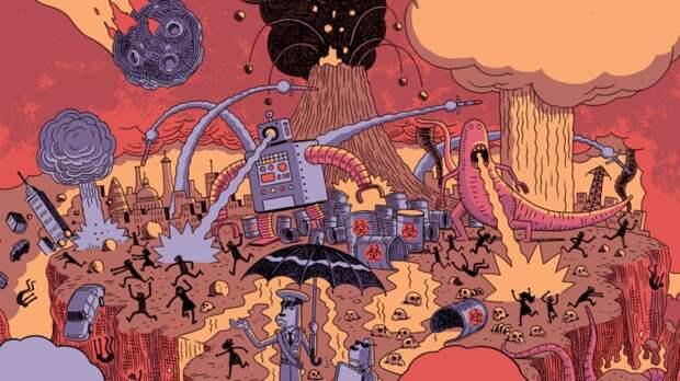 Математика конца света: может ли научный прогресс привести к гибели человечества?