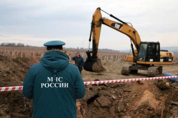 Стали известны подробности аварии на газопроводе в Балаклаве