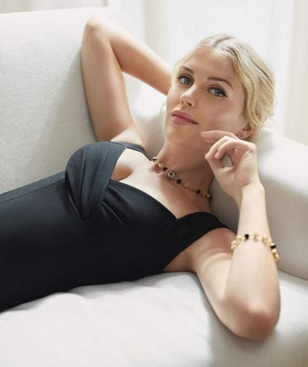 Мода по-королевски: племянница принцессы Дианы леди Китти Спенсер стала амбассадором Dolce&Gabbana