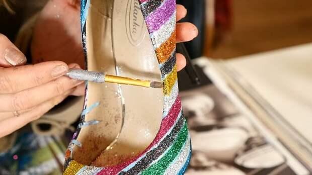 Туфли от Кристиана Лабутена за 785 $  — своими руками!