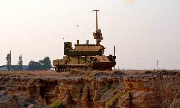 На Западе рассказали, как устроена ПВО авиабазы Хмеймим