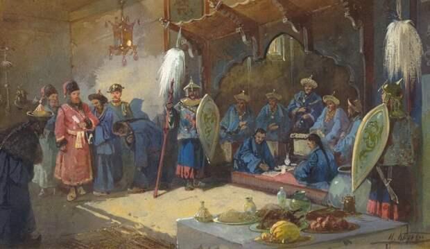 Сибирская казачья эпопея