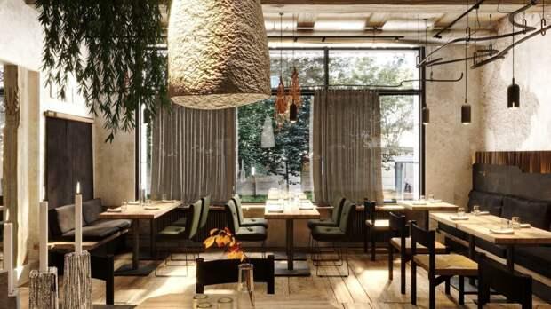 Вах! Ресторан VAKH открылся на Петроградке
