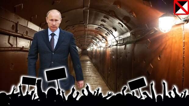 Бункерный Путин может спать спокойно – а полегшая под него страна?