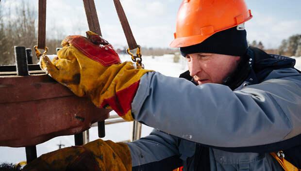 «Мособлгаз» сдал в эксплуатацию газопровод в Подольске