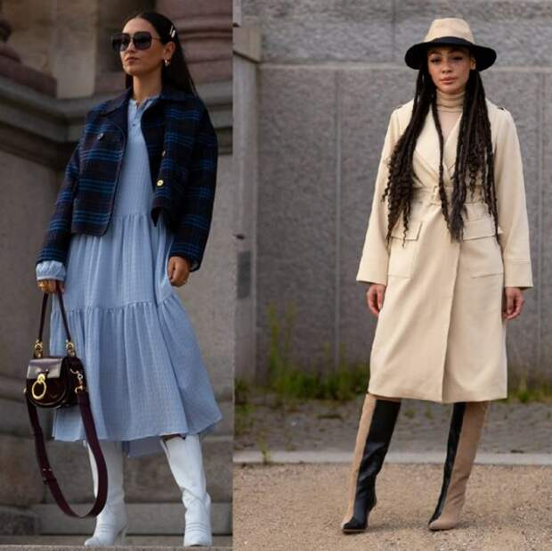 Модные образы на каждый день – осень 2021: как сочетать тренды, фото