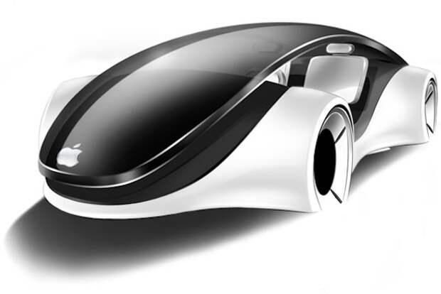 Apple делает собственный электромобиль