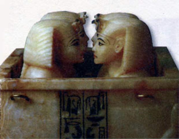 Сокровища Тутанхомона