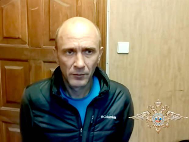 Полиция опубликовала видео допроса вандала, повредившего картину Репина в Третьяковке