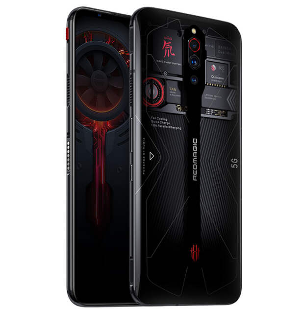 Анонсирован флагманский игровой смартфон Nubia Red Magic 5G с потрясающим дисплеем