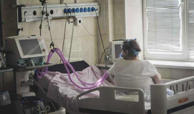 104 новых случая коронавируса выявлено за сутки в Свердловской области