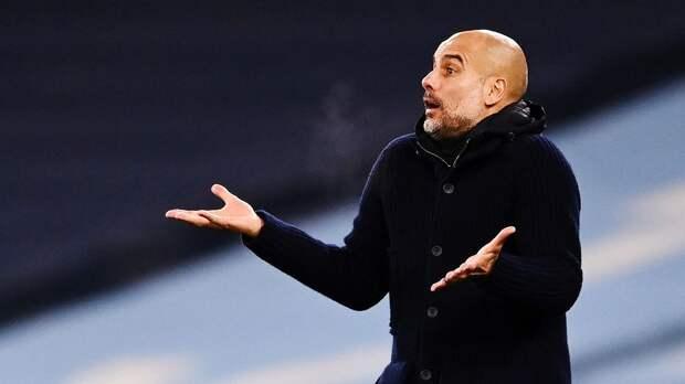 Гвардиола — о пенальти в ворота «Боруссии»: «Возможно, в другой день он не был бы назначен»